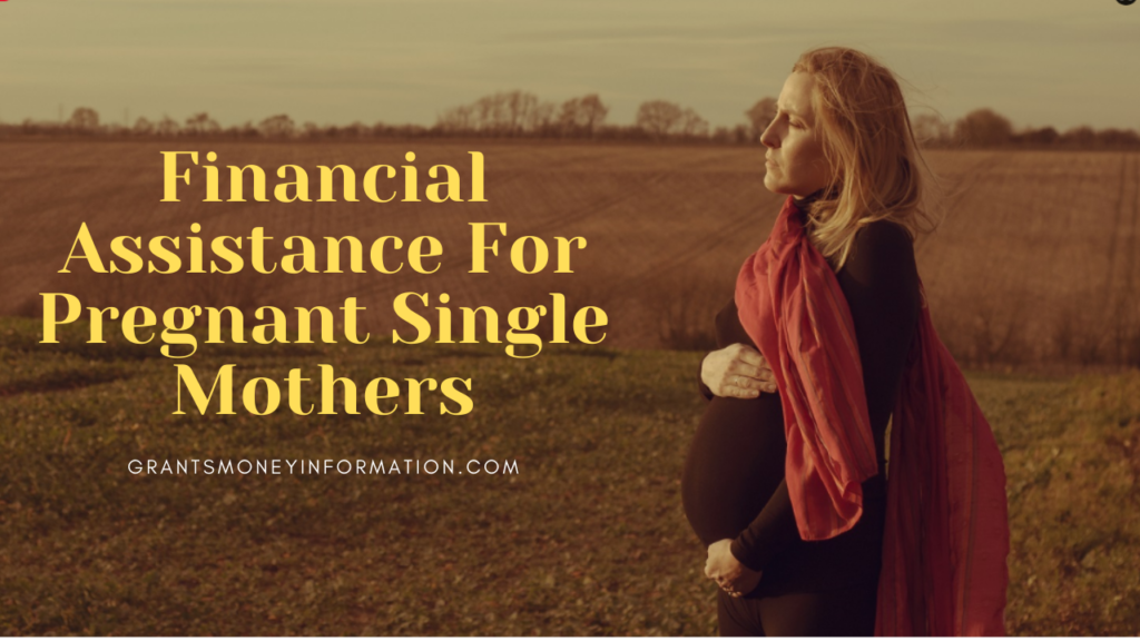 Financial Assistance For Single Mothers